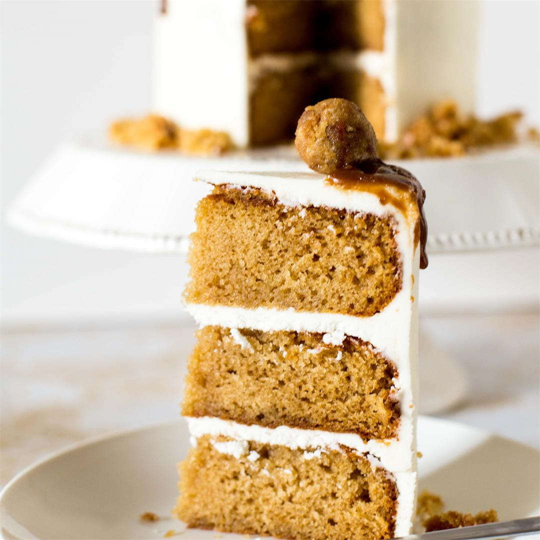 Best Butterscotch Cake Recipe