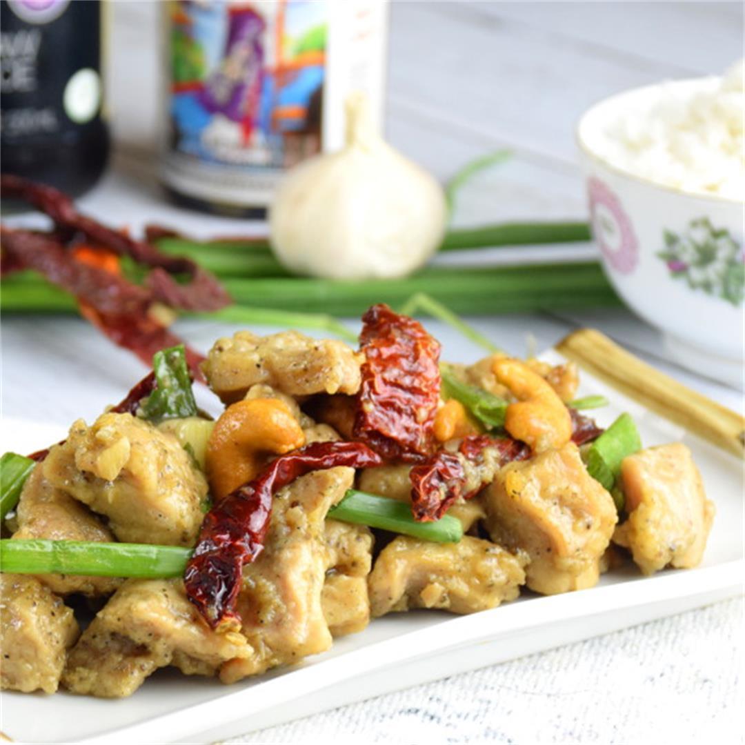 Kung Pao chicken (宫保鸡丁 )