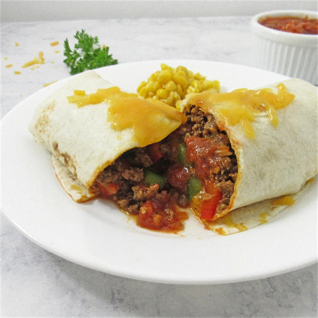 Loaded Burritos