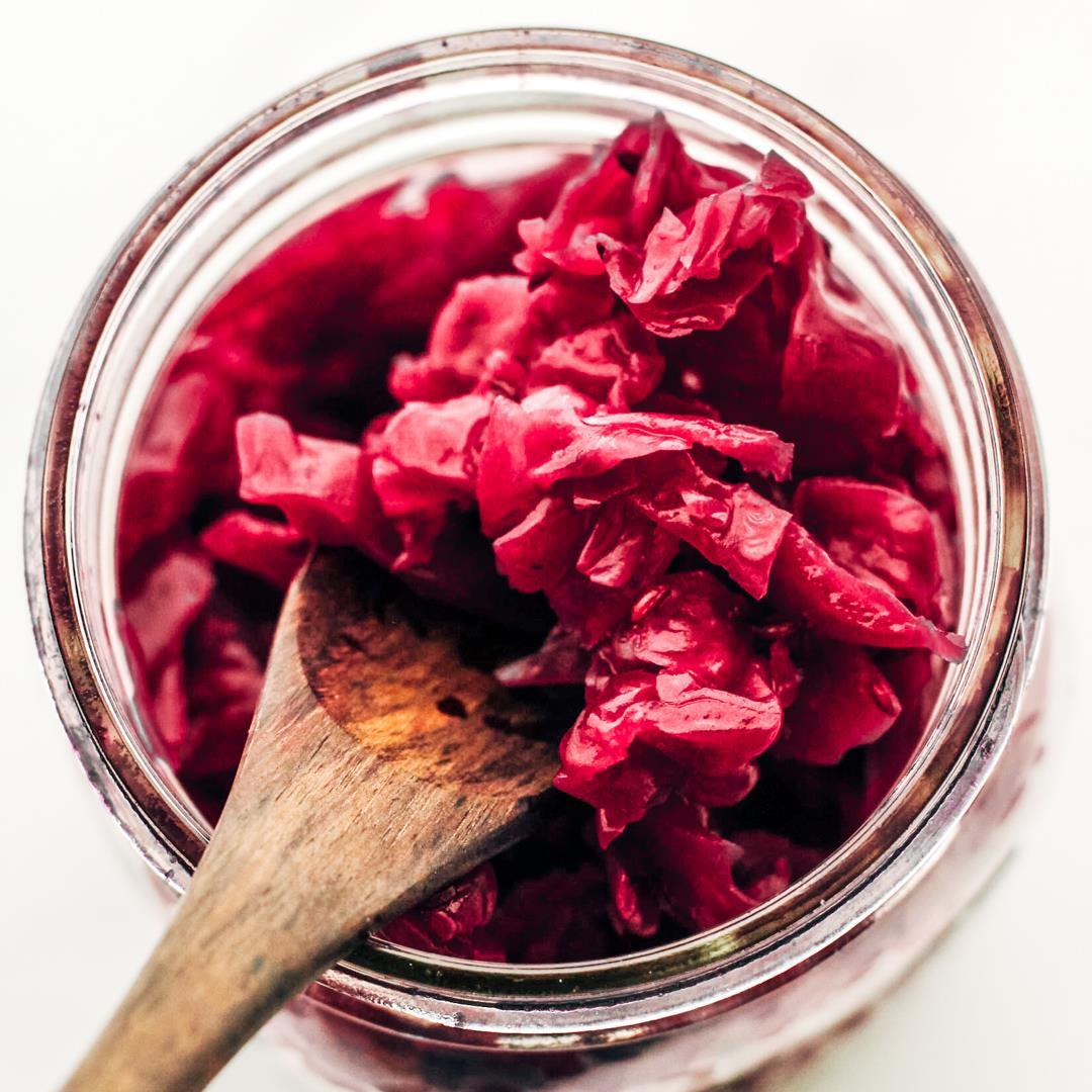 Homemade Sauerkraut Caraway Recipe