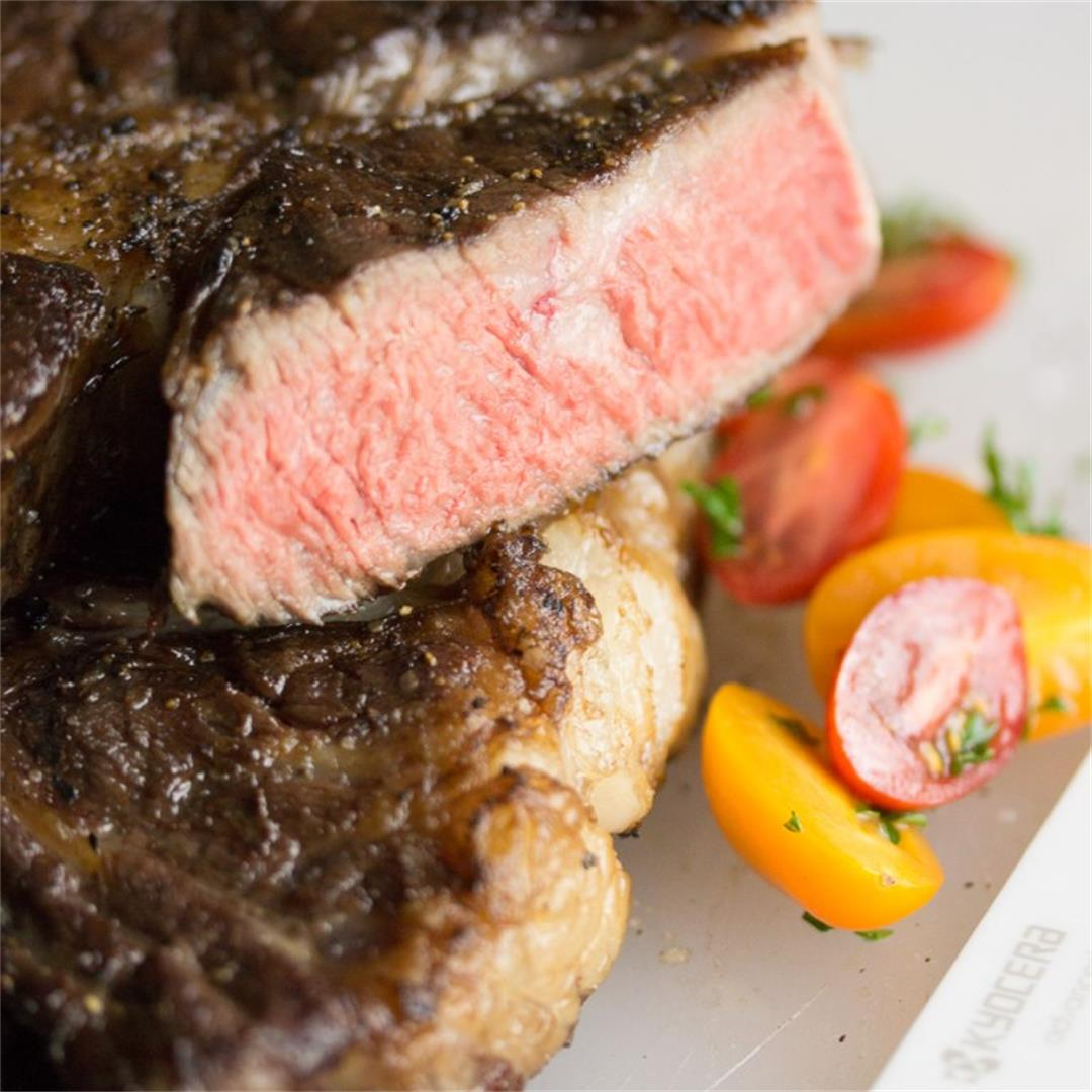 Basics of Sous Vide Steak Cooking