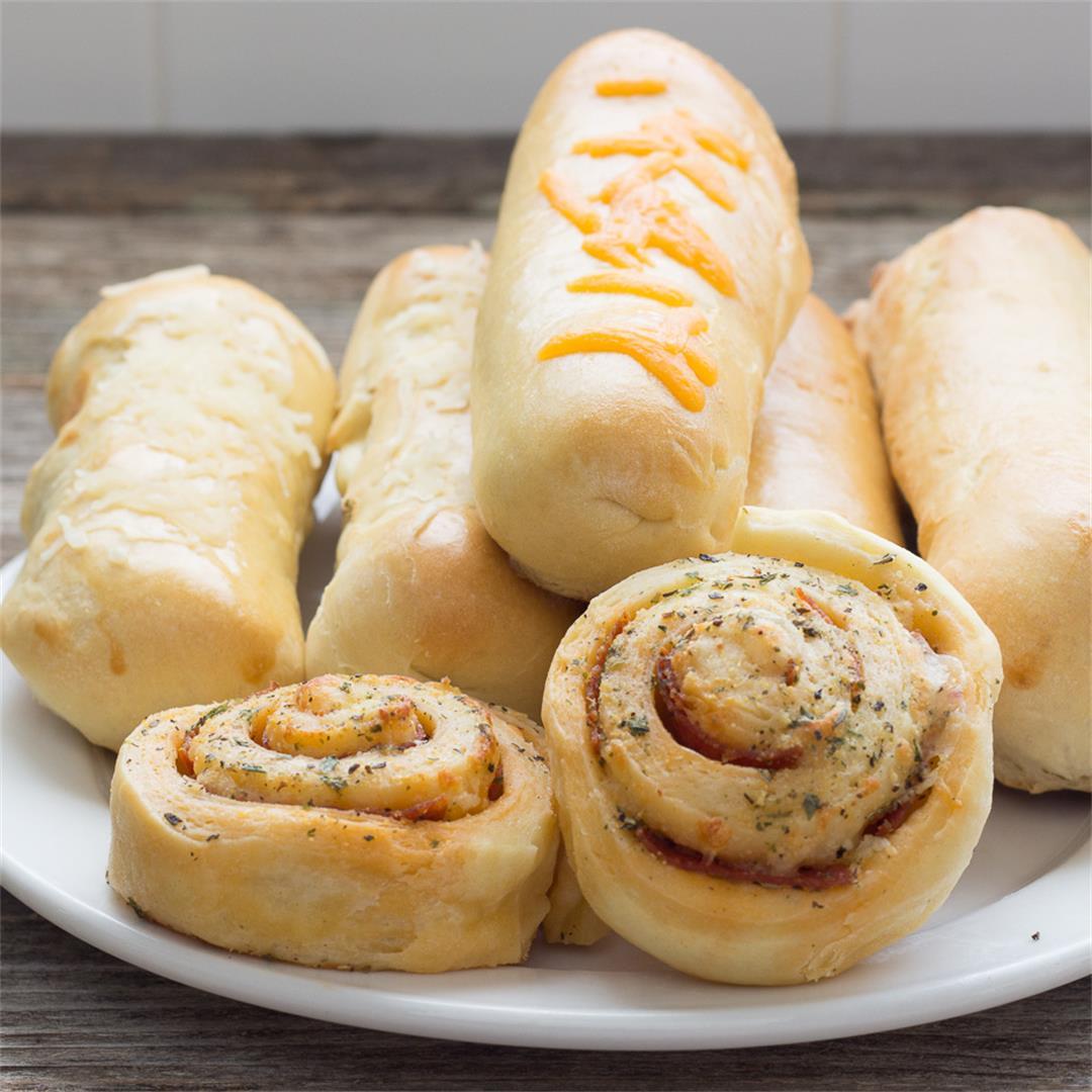 Versatile Yeast Dough