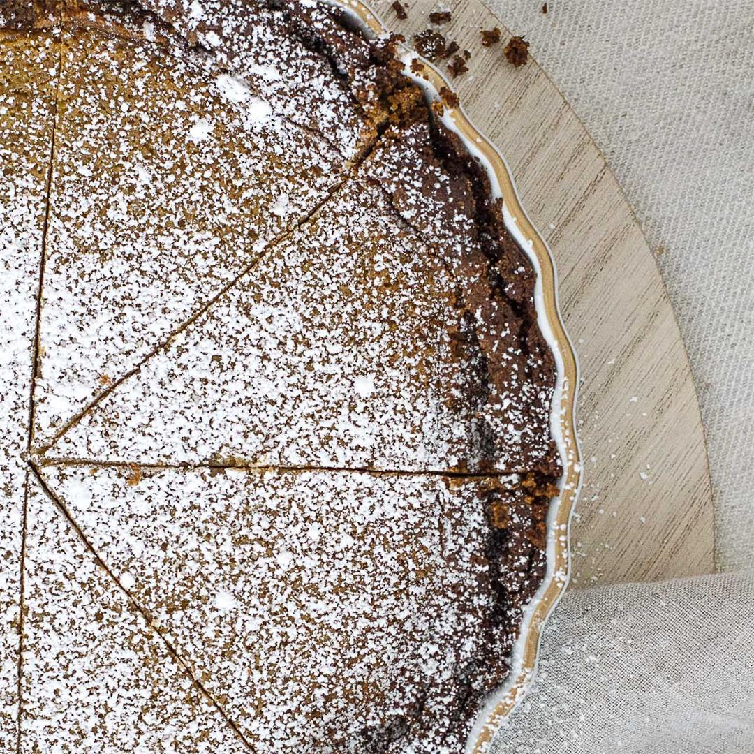 Healthy-ish Copycat Momofuku Crack Pie
