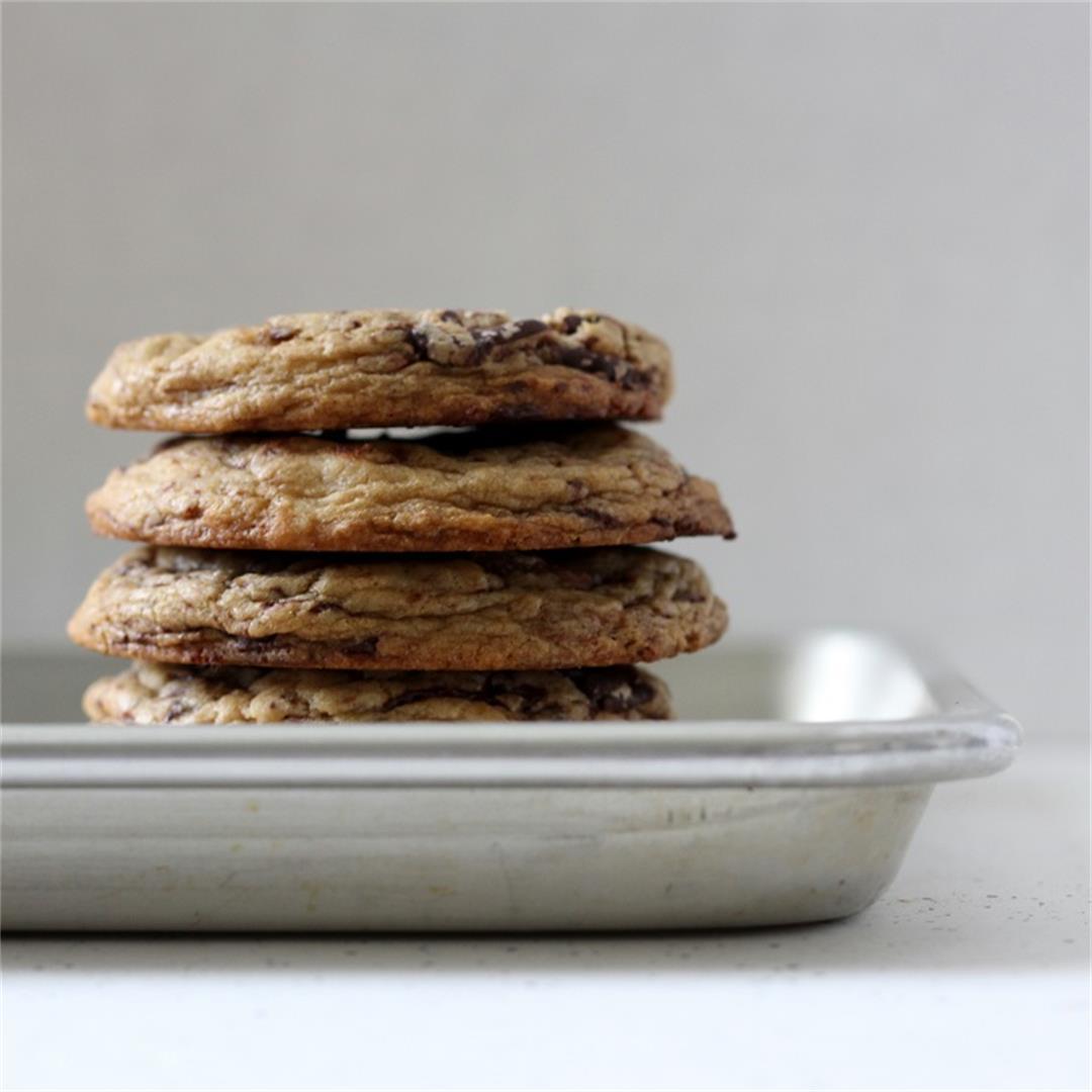 Tara O'Brady's Chocolate Chunk Cookies