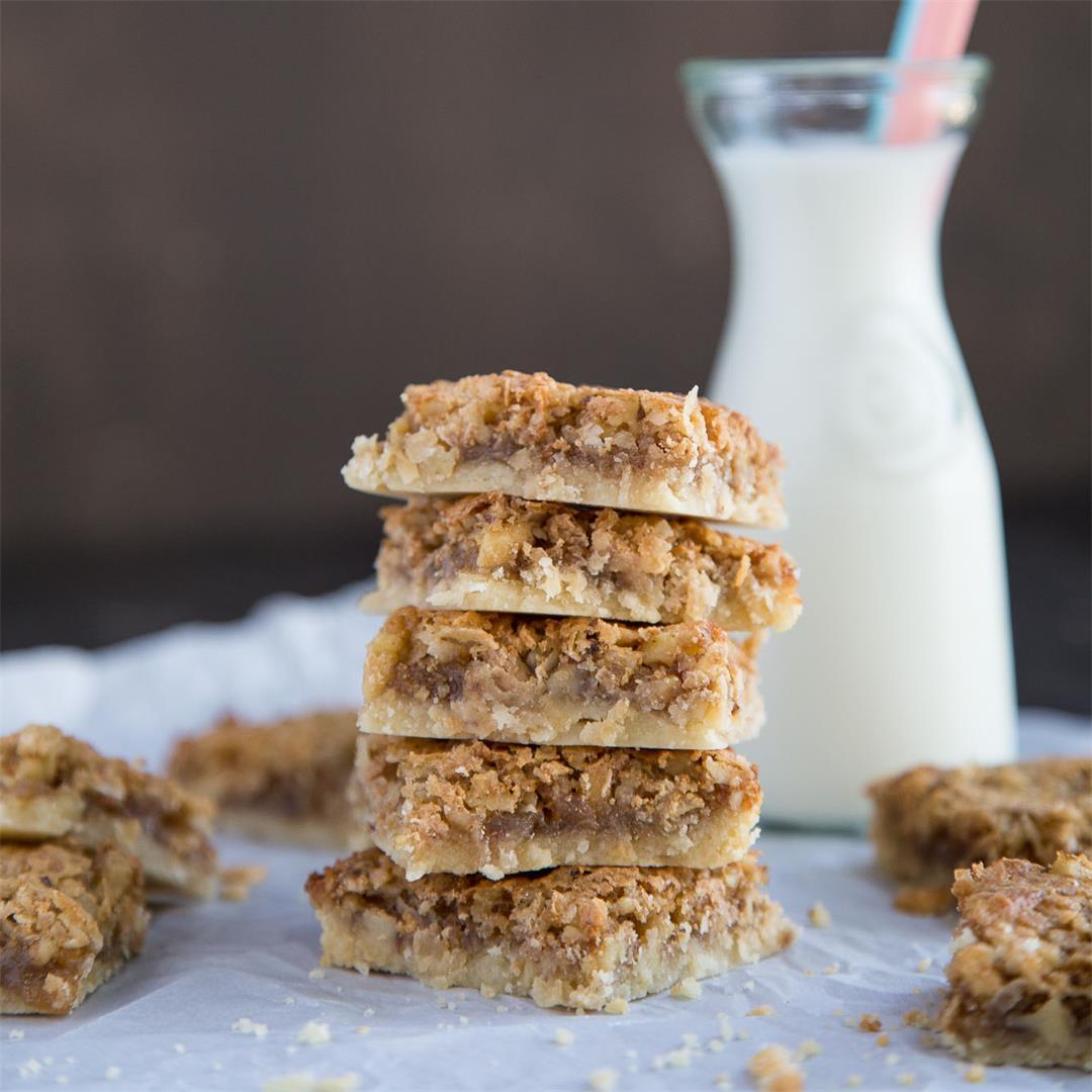 Grandma's Chewy Coconut Cookies