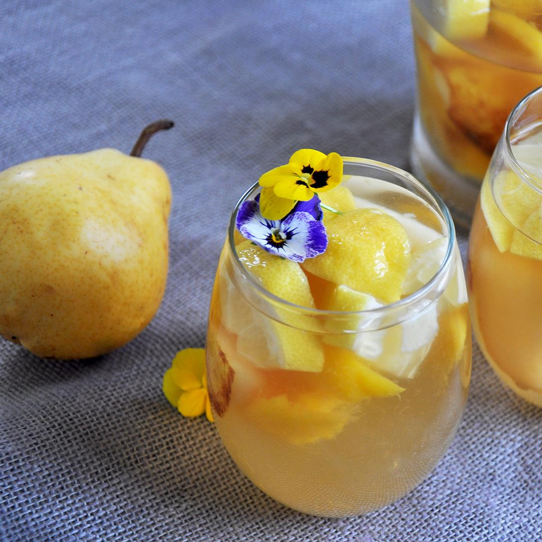 This Summer's Best White Sangria