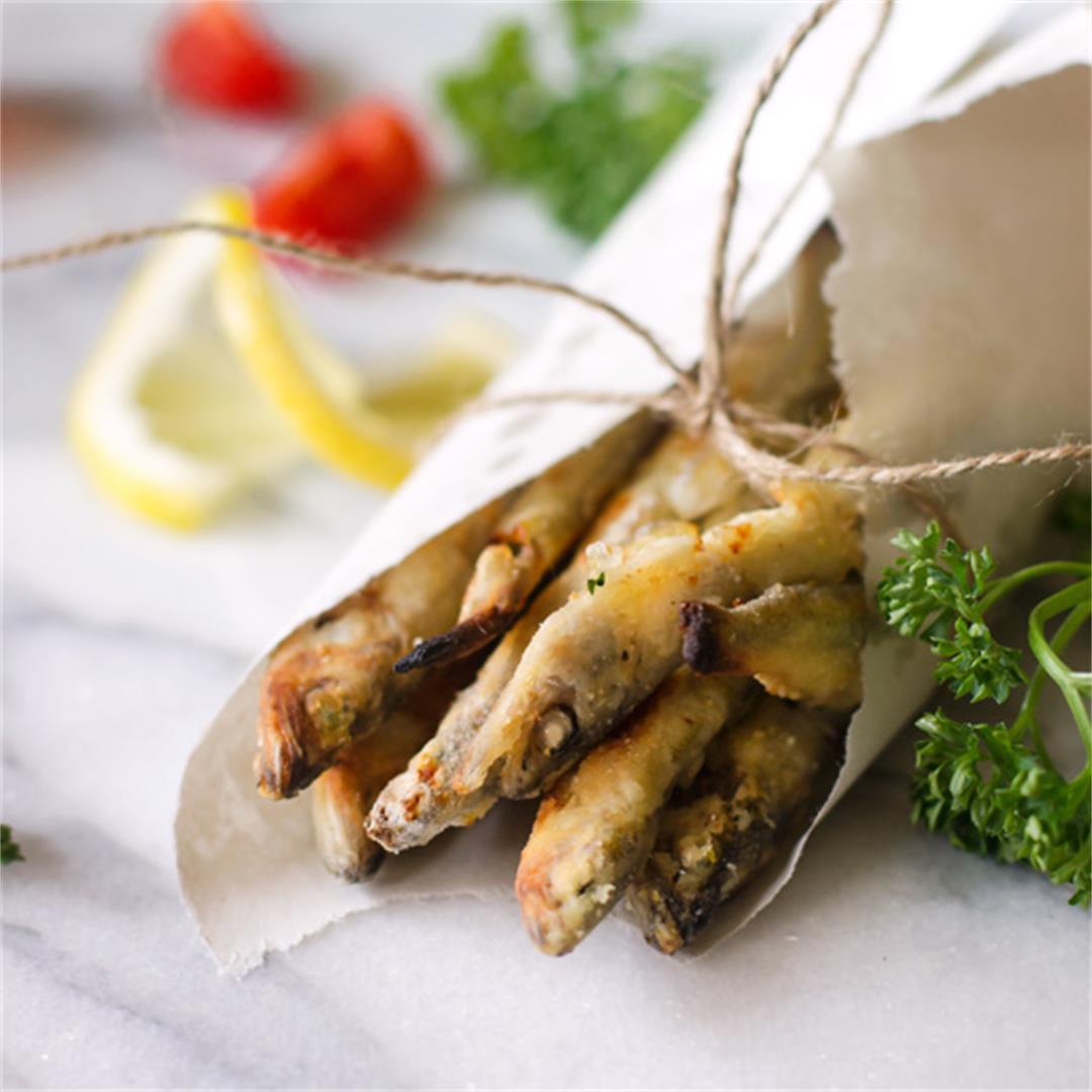 Norwegian Pan-Fried Smelt Recipe