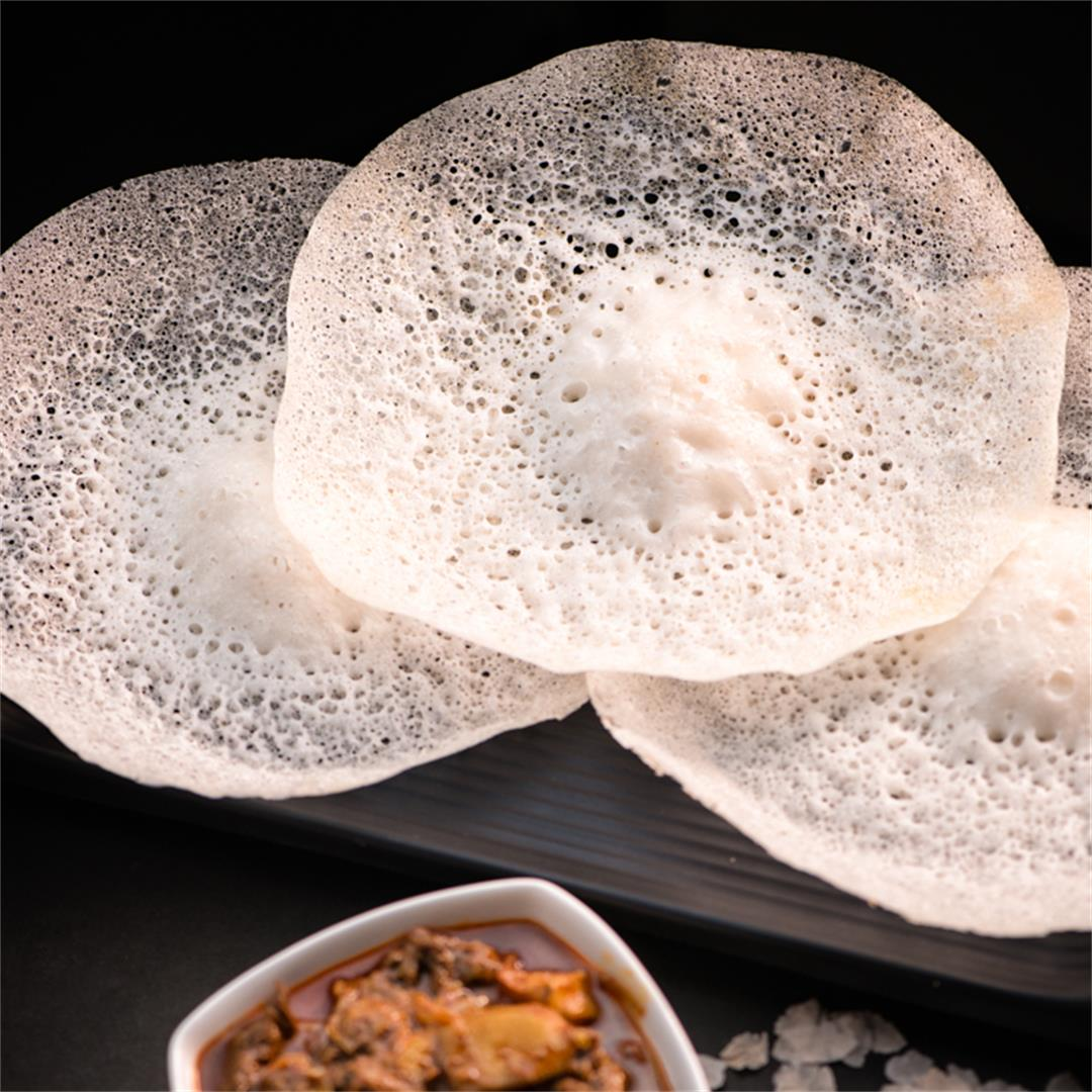 Appam, Palappam without coconut, Aval Appam