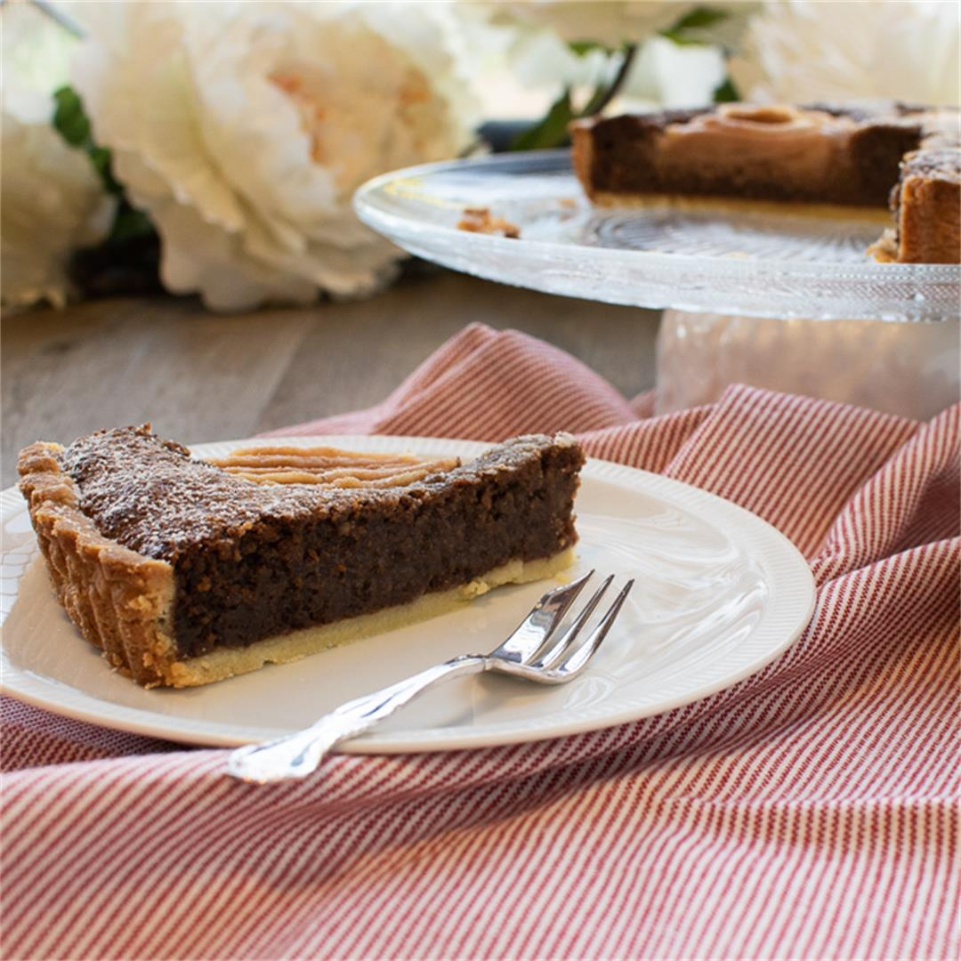 Delicious ingredients combine to make a perfect tart!
