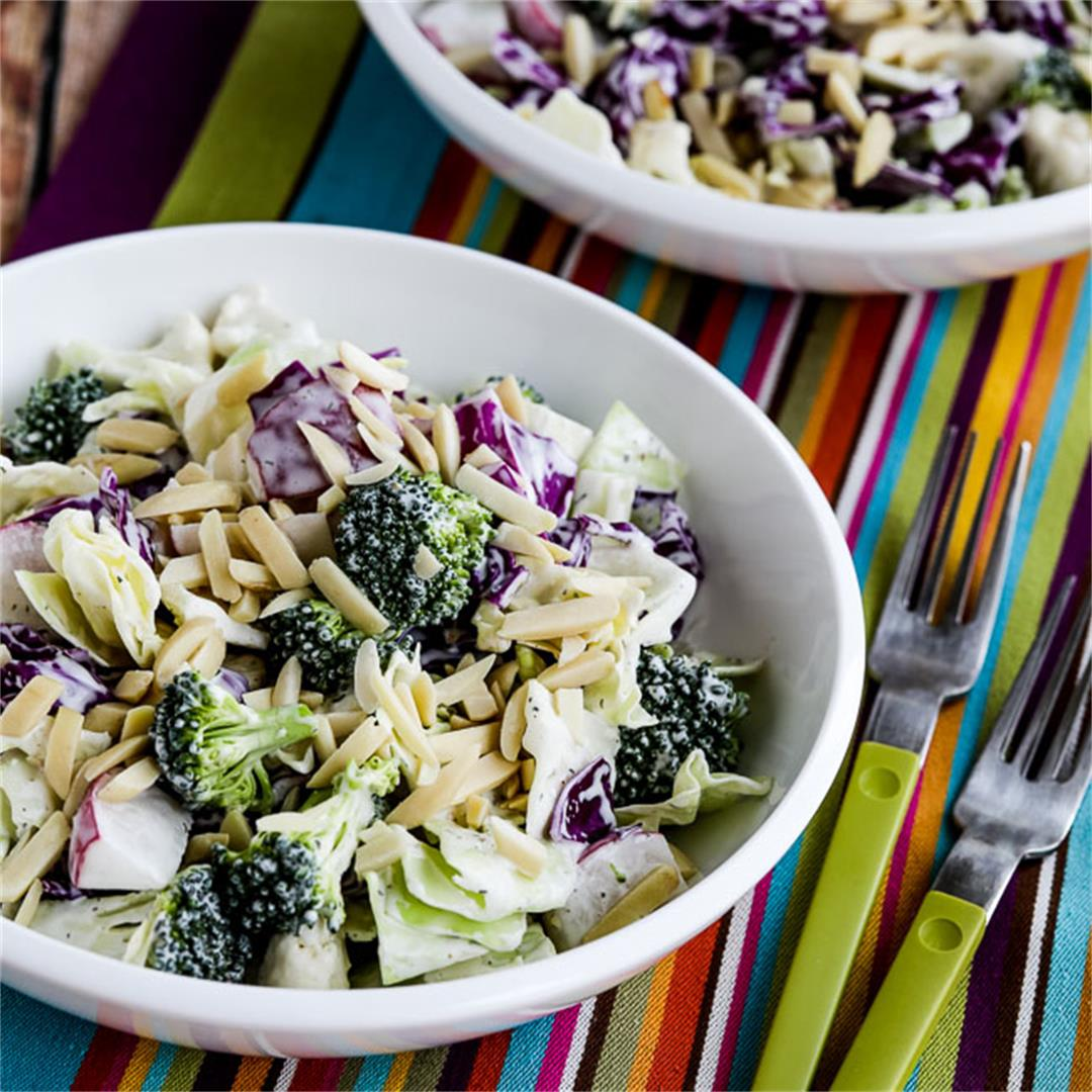 Weekend Food Prep Crunchy Chopped Salad