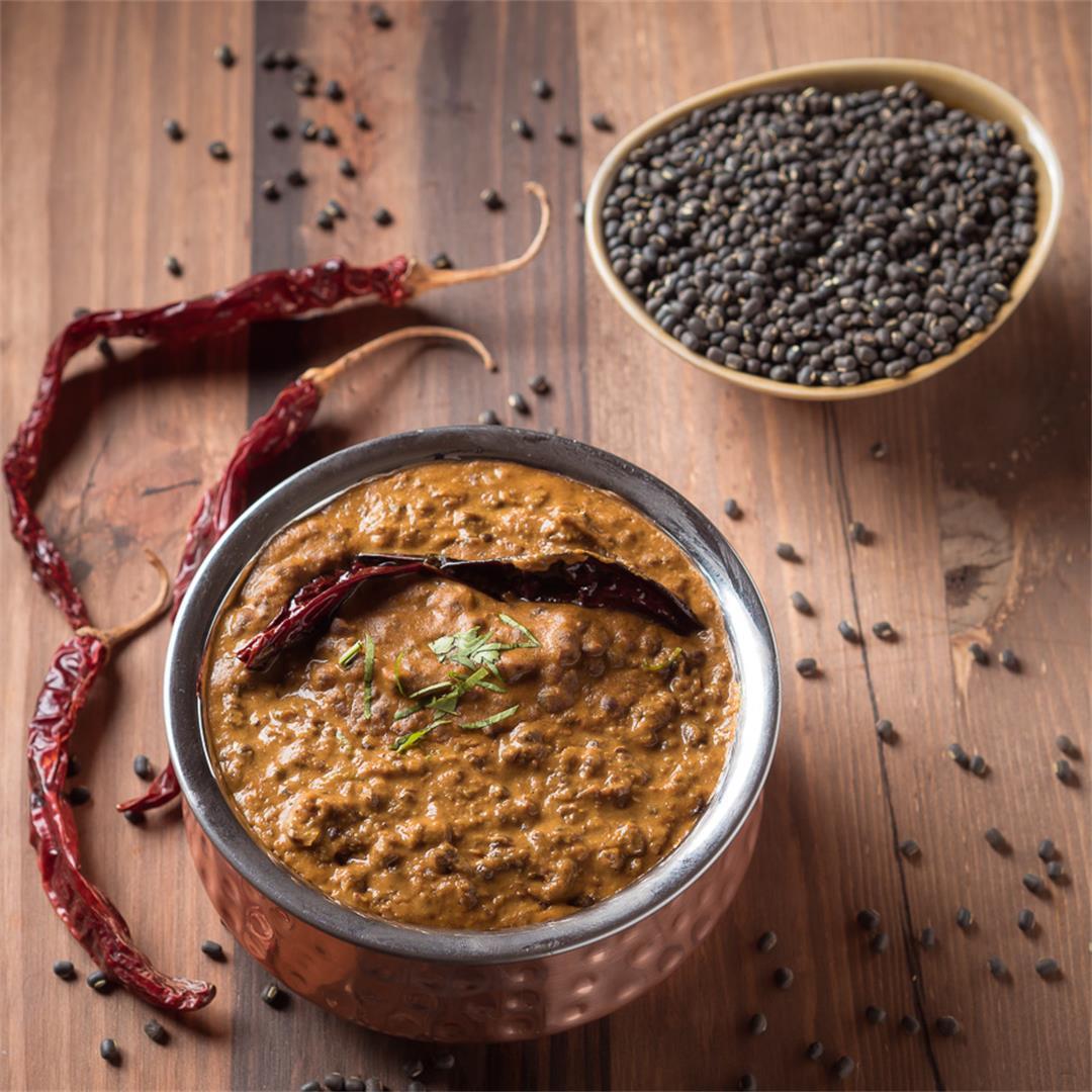 Punjabi Dal Makhani Indian Lentils