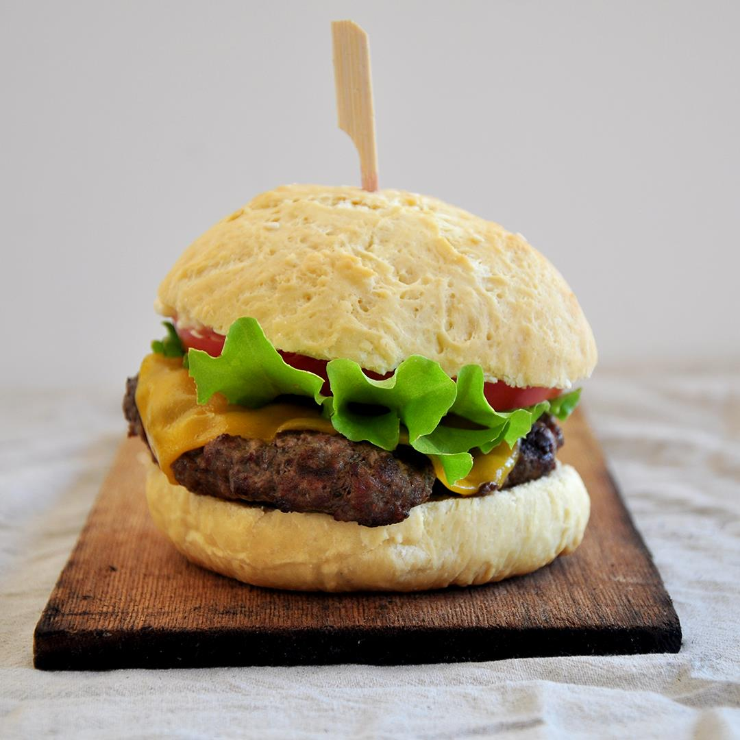 How To Make The Best Grilled Sirloin Burger