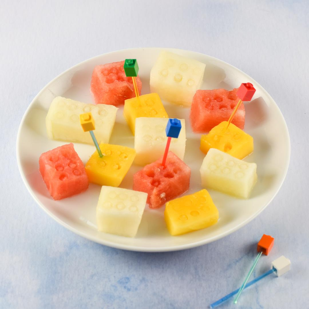 Fun & Easy Lego Fruit Blocks