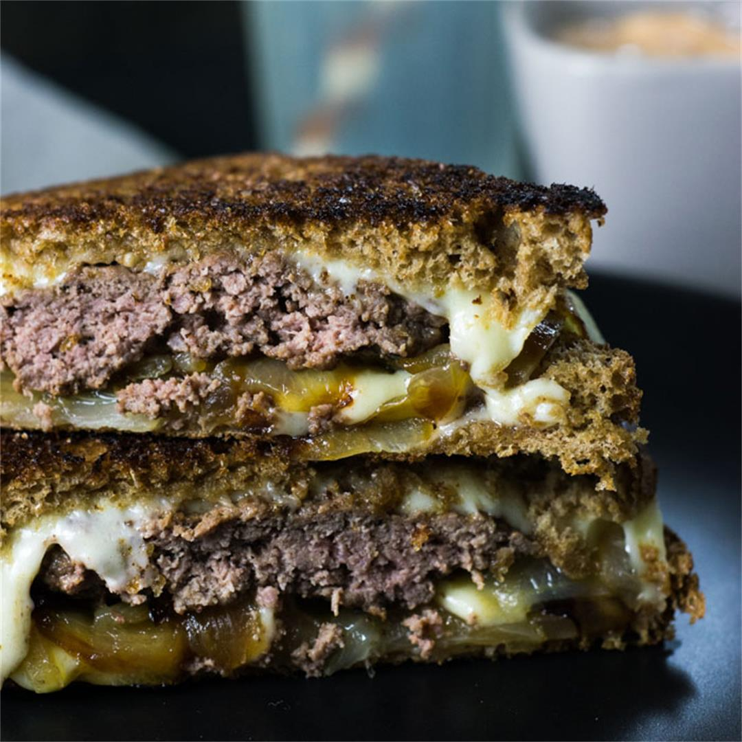 This is probably the best Classic Patty Melt you'll ever have!