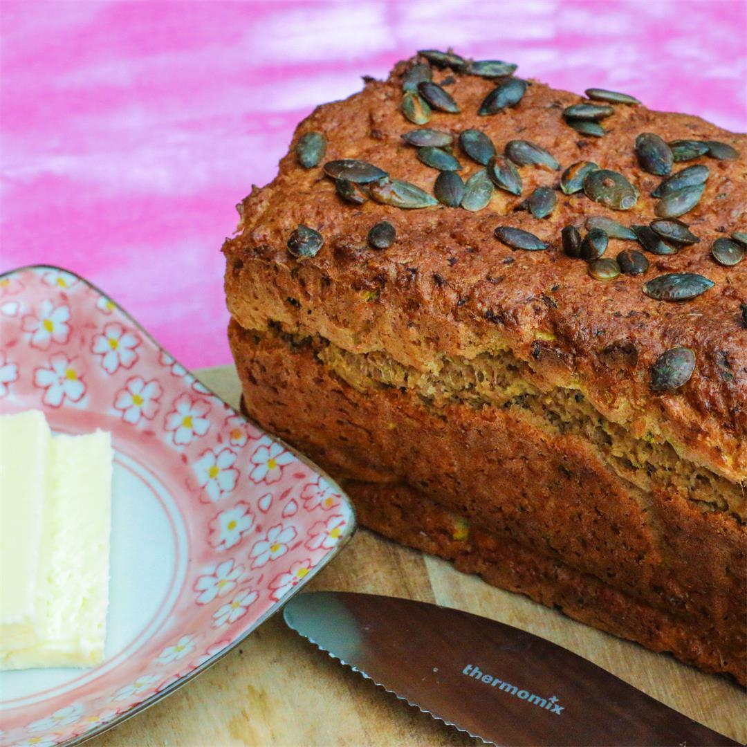 Daily Keto Bread - Gluten-free, grain-free, sugar-free keto