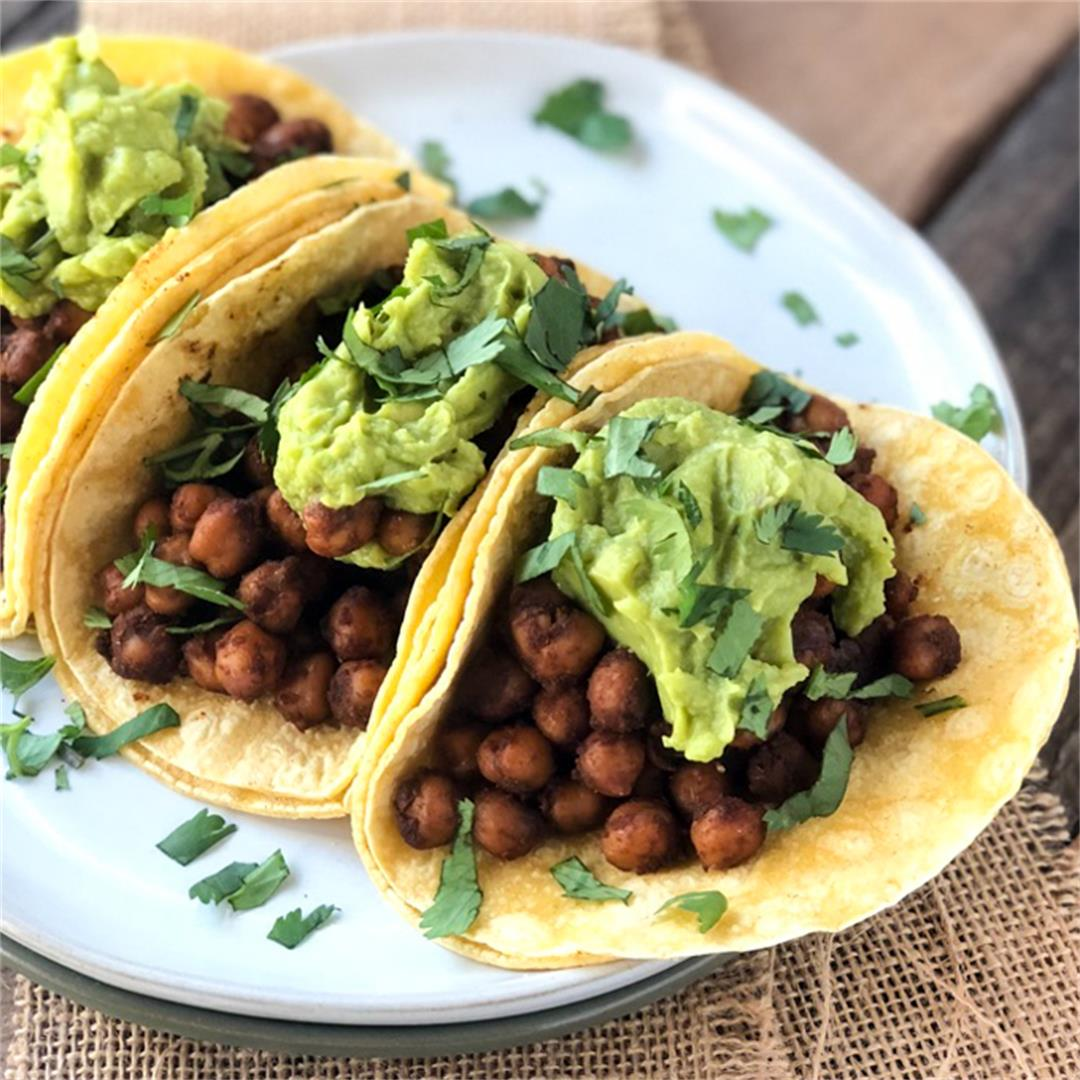 Shane & Simple: Chipotle Chickpea Tacos