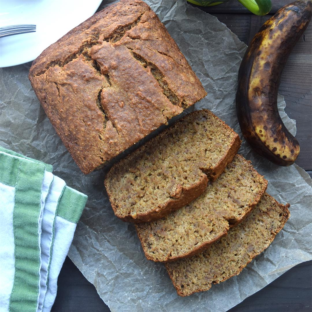 Shane & Simple: Vegan Banana Bread