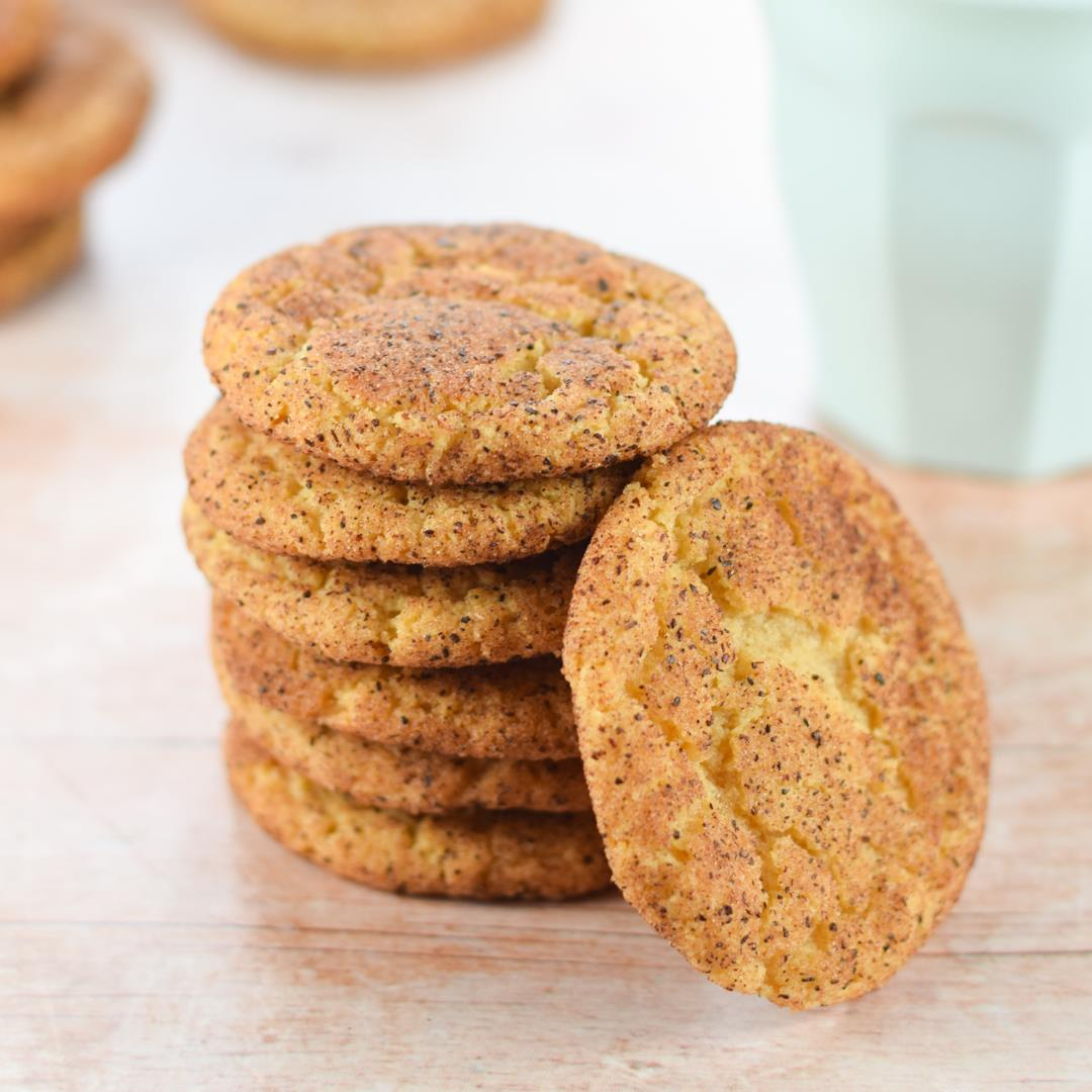 Easy Snickerdoodle Cookies Recipe
