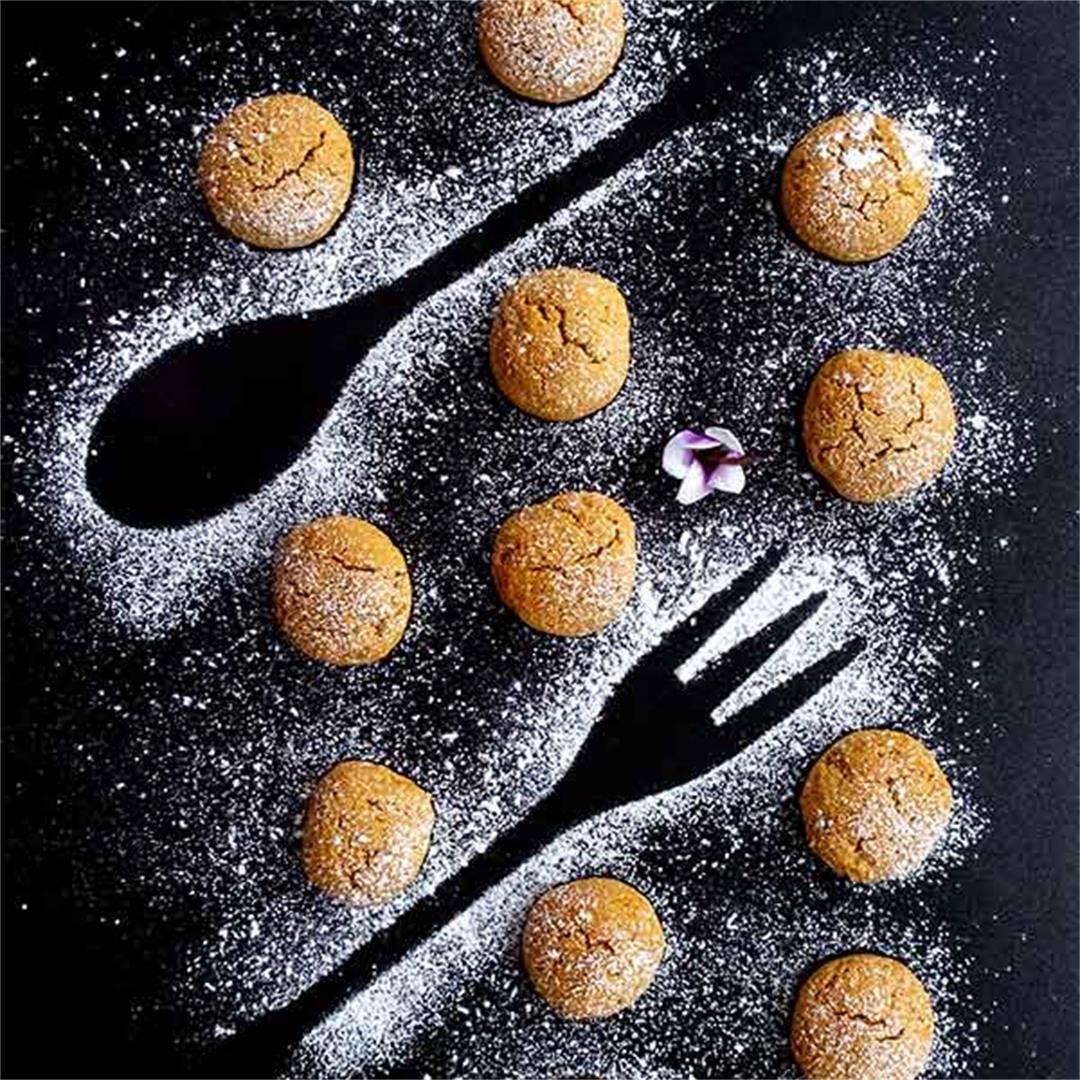 Gluten-Free Cream Cheese Cookies