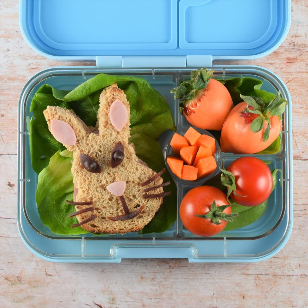 Peter Rabbit Themed Bento Box