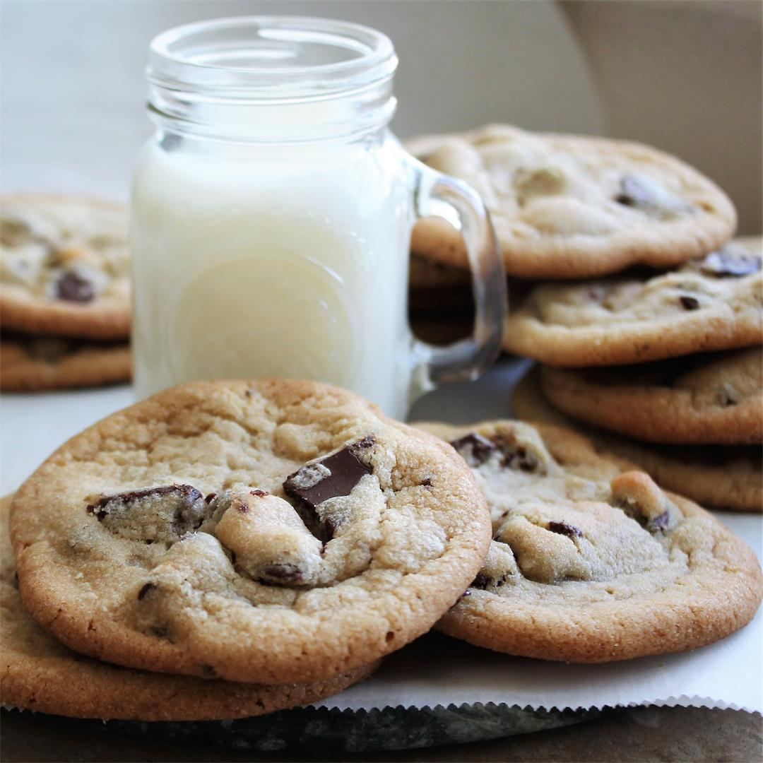 Not Just Another Chocolate Chip Cookie