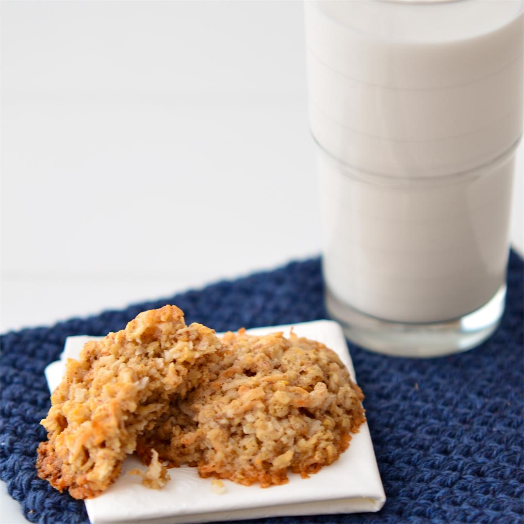 Coconut Chewy Crispies