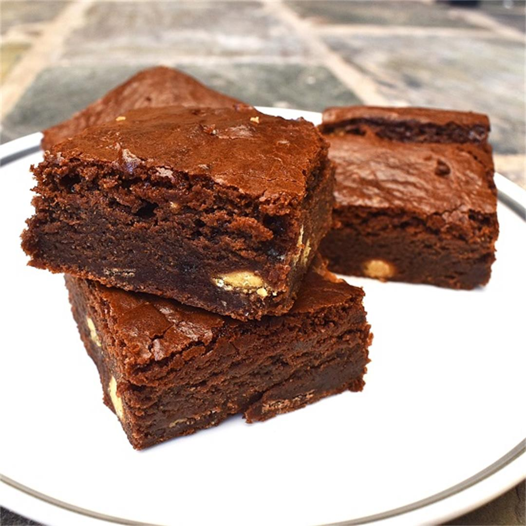 Condensed Milk Brownies