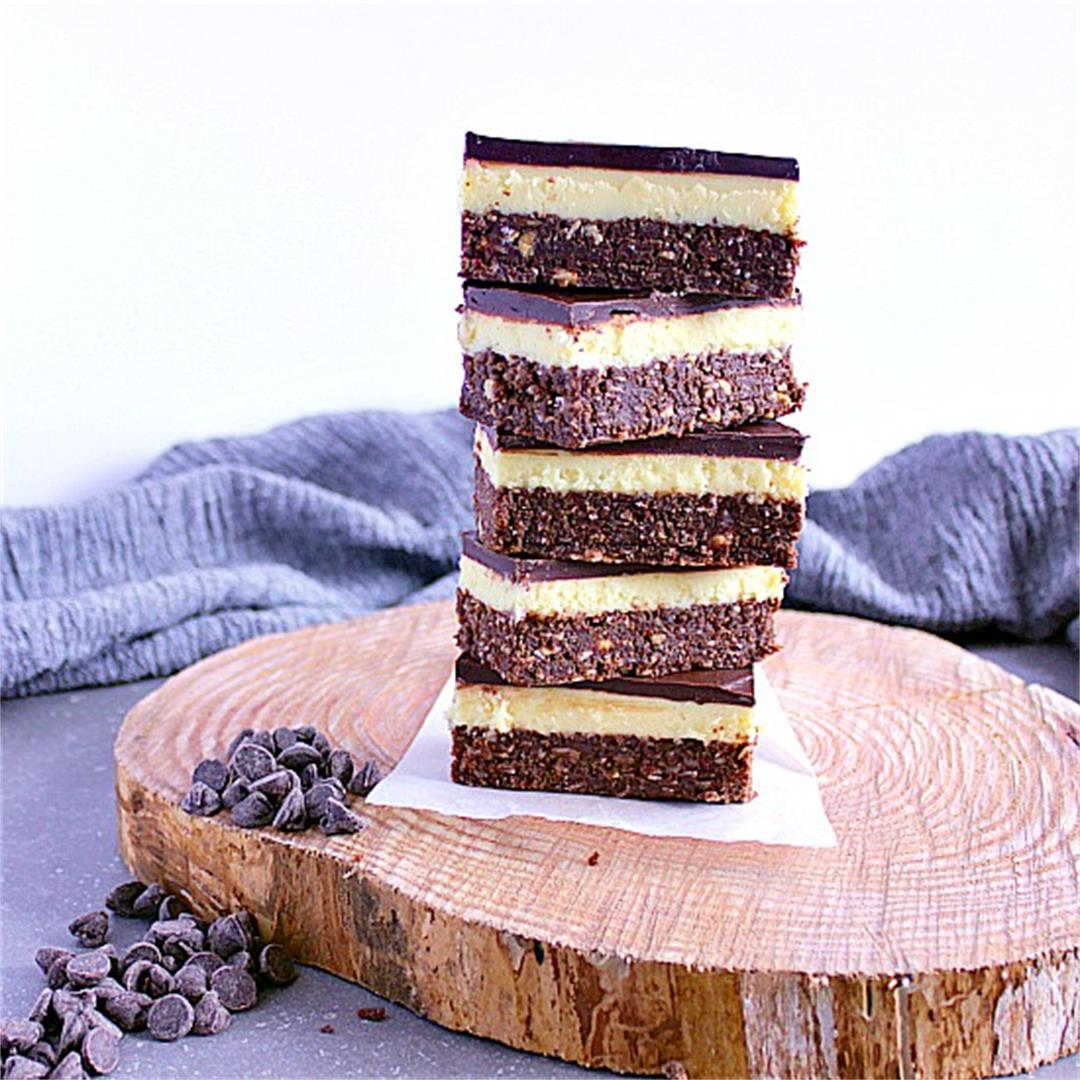 Perfect Nanaimo Bars