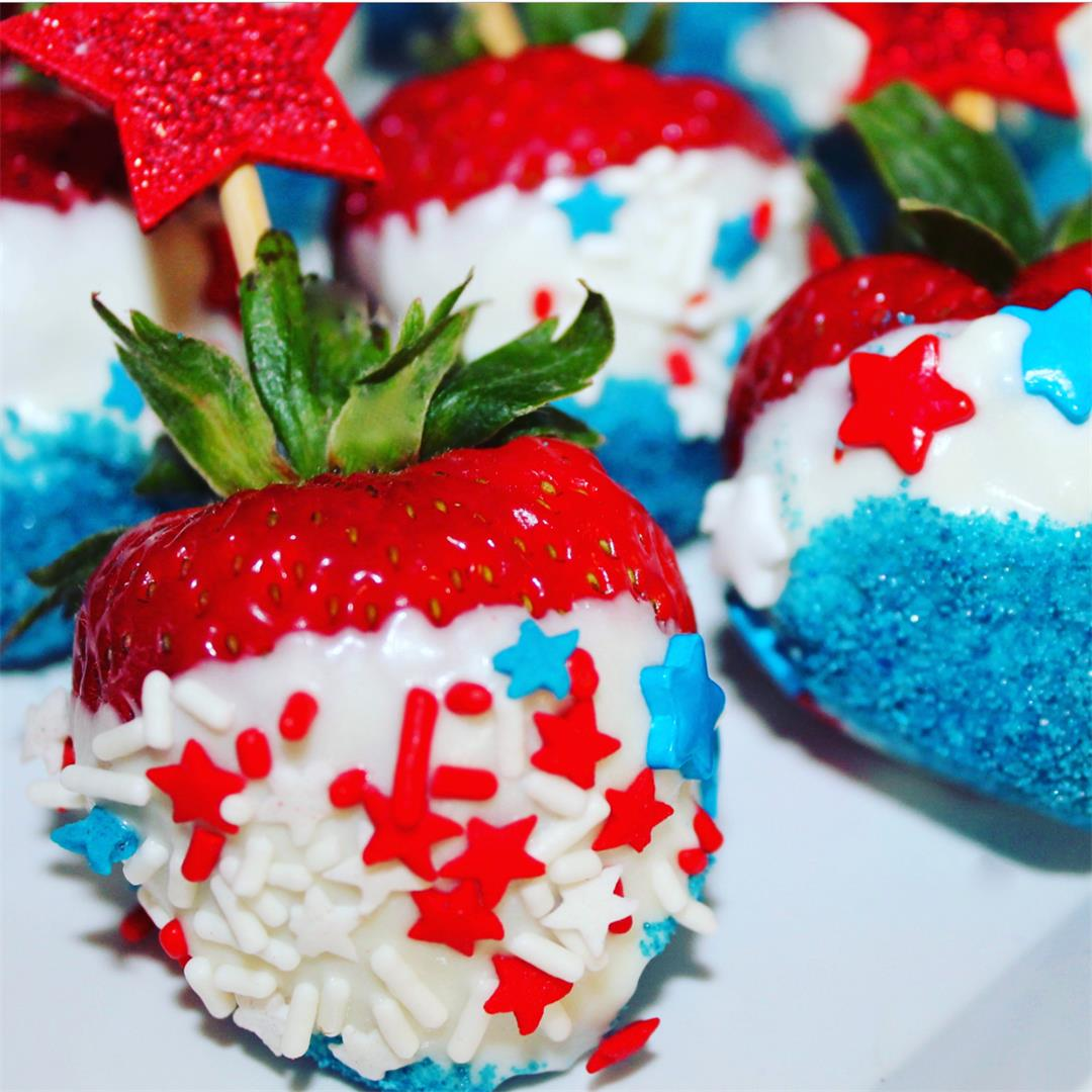 Star Spangled Strawberries