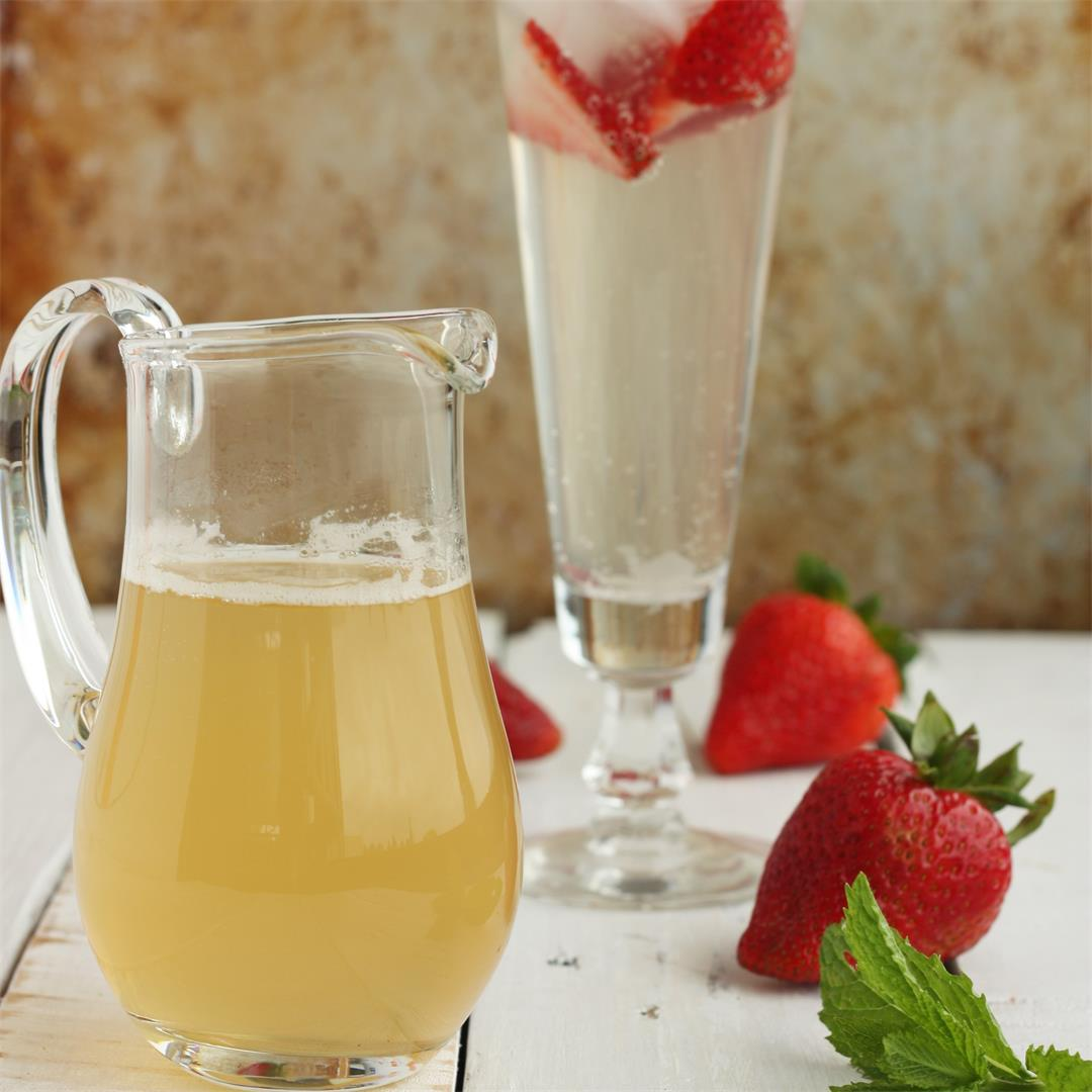 Honey Simple Syrup