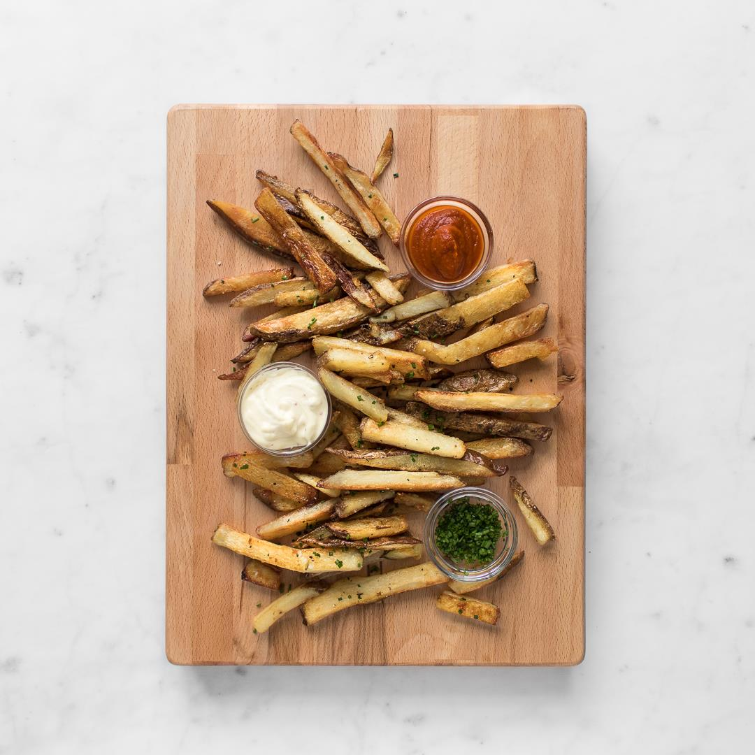 5 Tips for the Crispiest Oven Baked Fries Ever