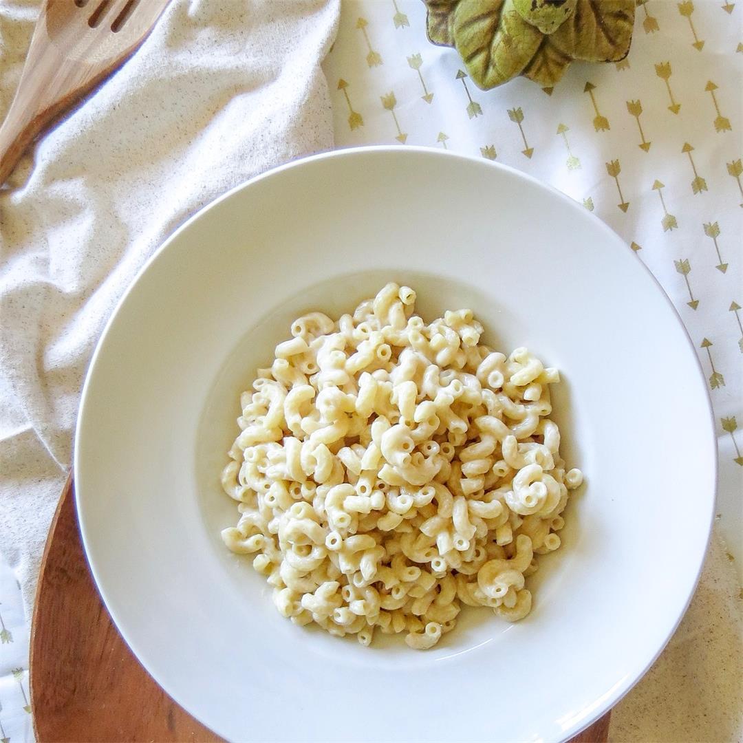 Stovetop White Macaroni & Cheese