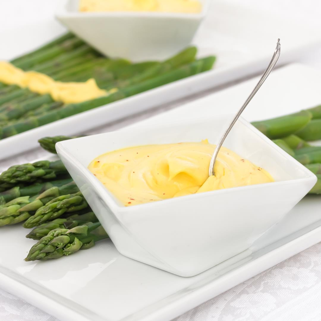 Silky Smooth Vegan Hollandaise