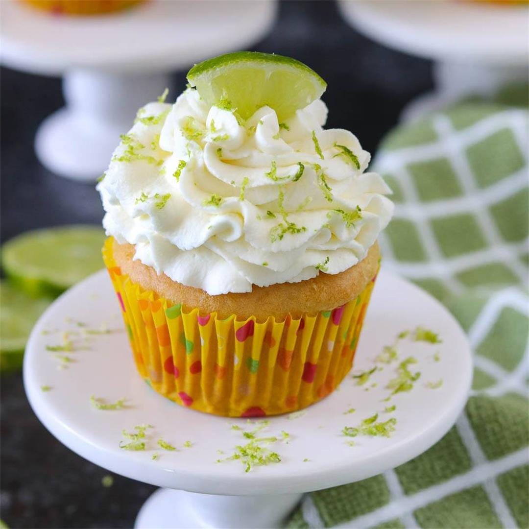 Key Lime Cupcakes