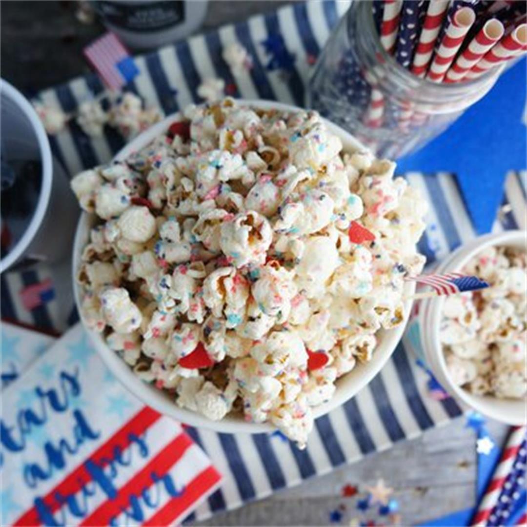 Firework Popcorn