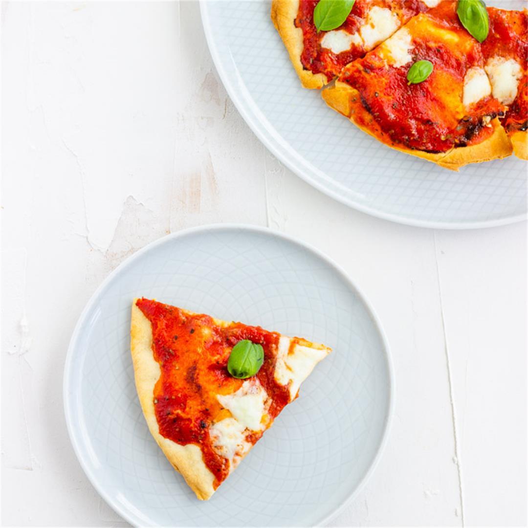 Perfect Homemade Pizza Recipe