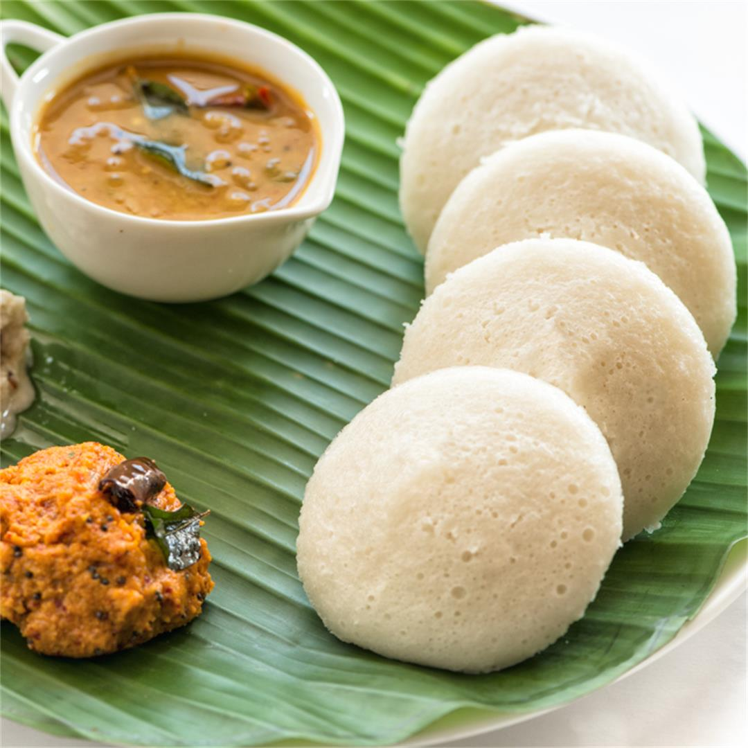 Idli Recipe to make soft Idli