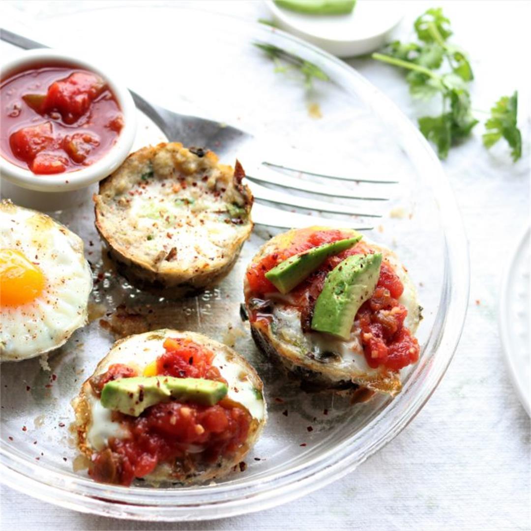 Breakfast Potato Egg Cups