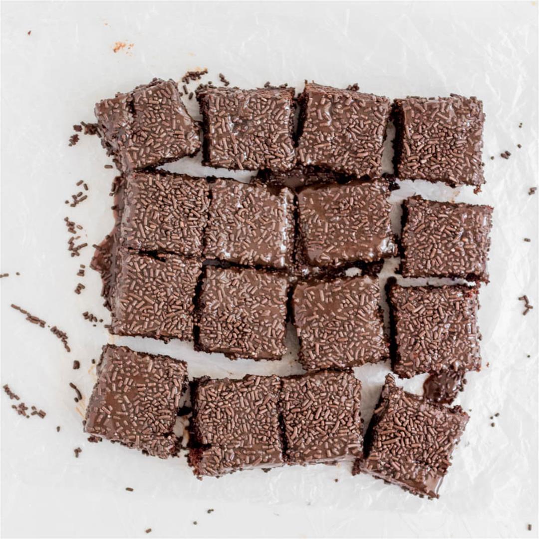 Chocolate Square Cake