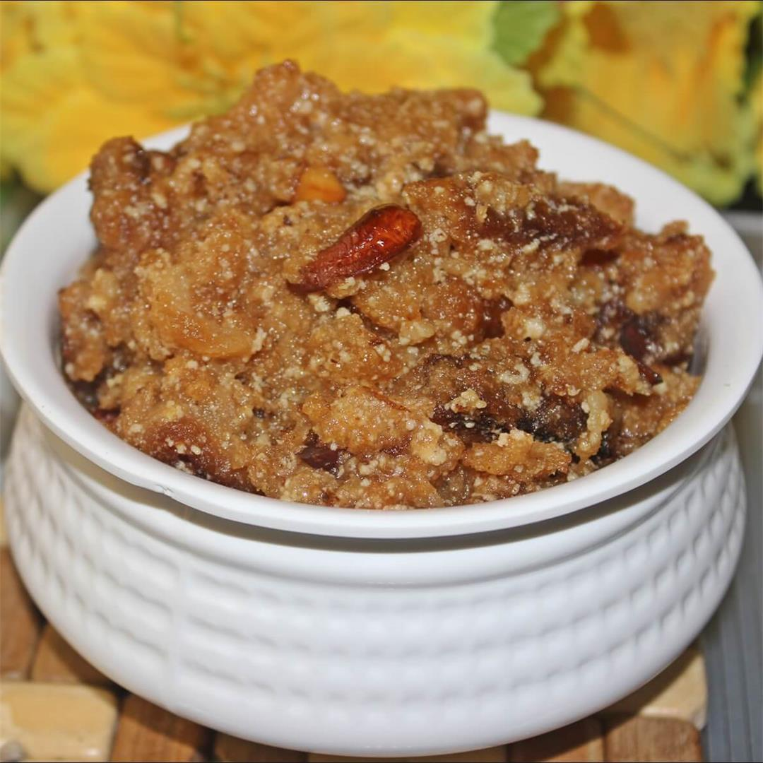 Bread Halwa Recipe | How to make Bread Halwa