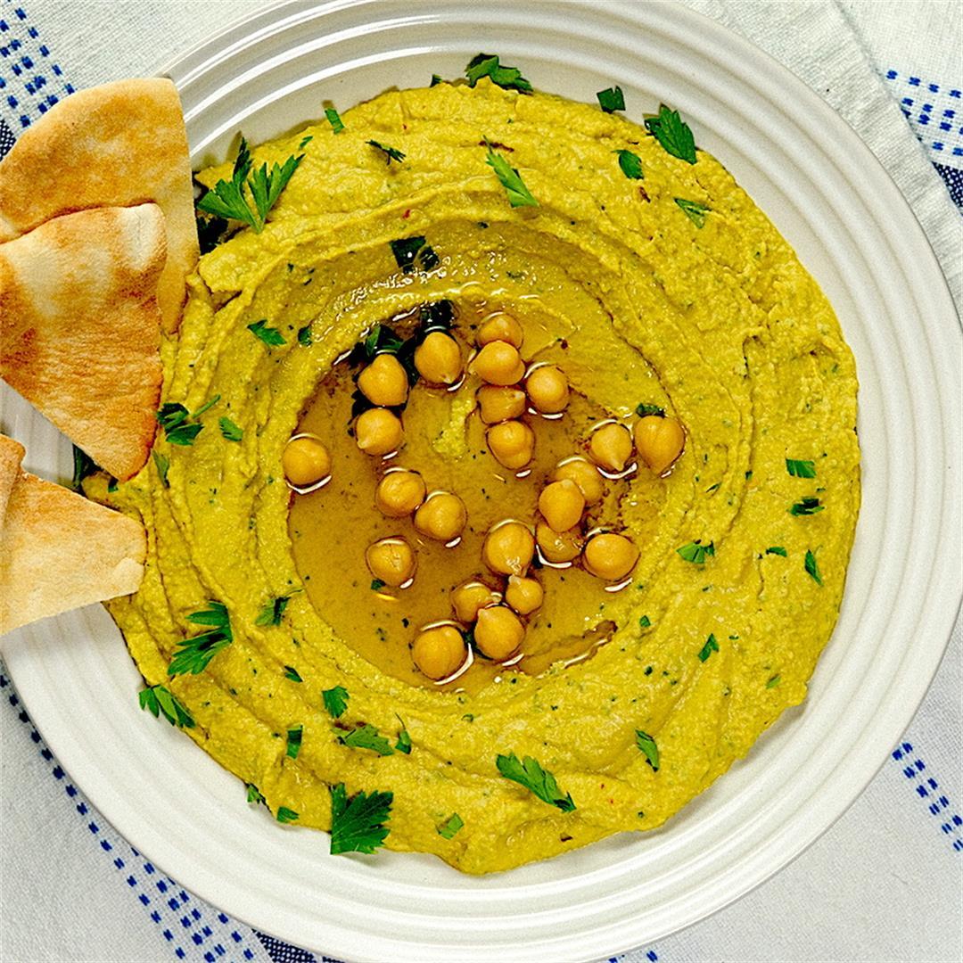 Hummus, Tabbouleh & Baba Ganoush
