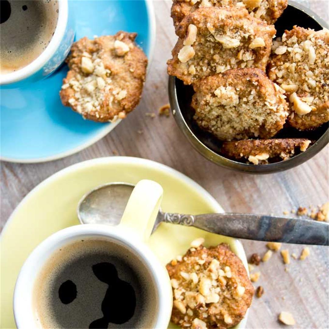 Hazelnut Keto Cookies - Gluten Free
