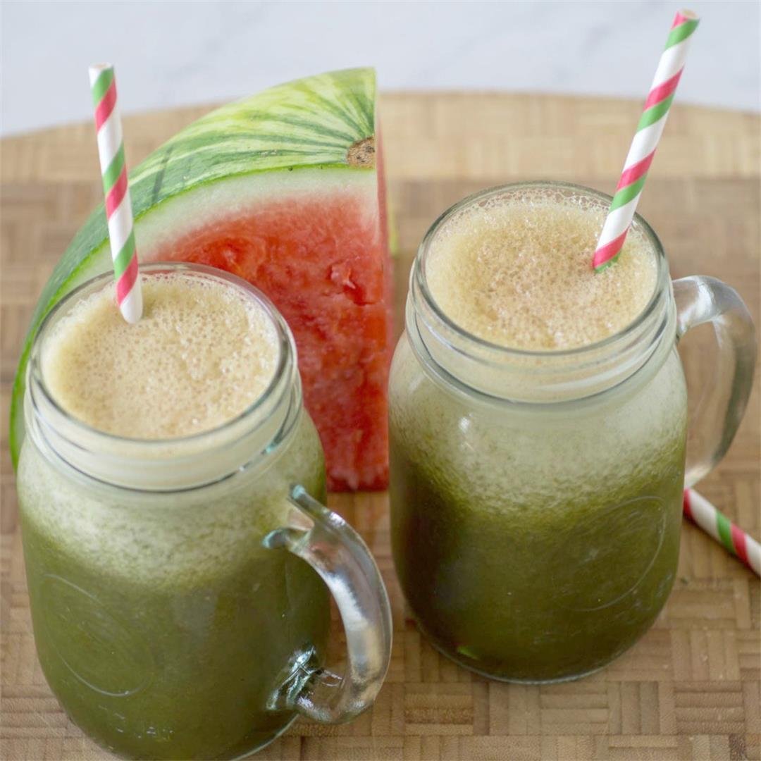 Kale Watermelon Smoothie