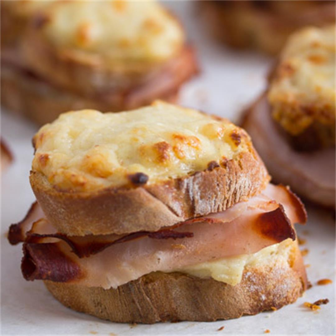 Baked Croque Monsieur Recipe – French Food
