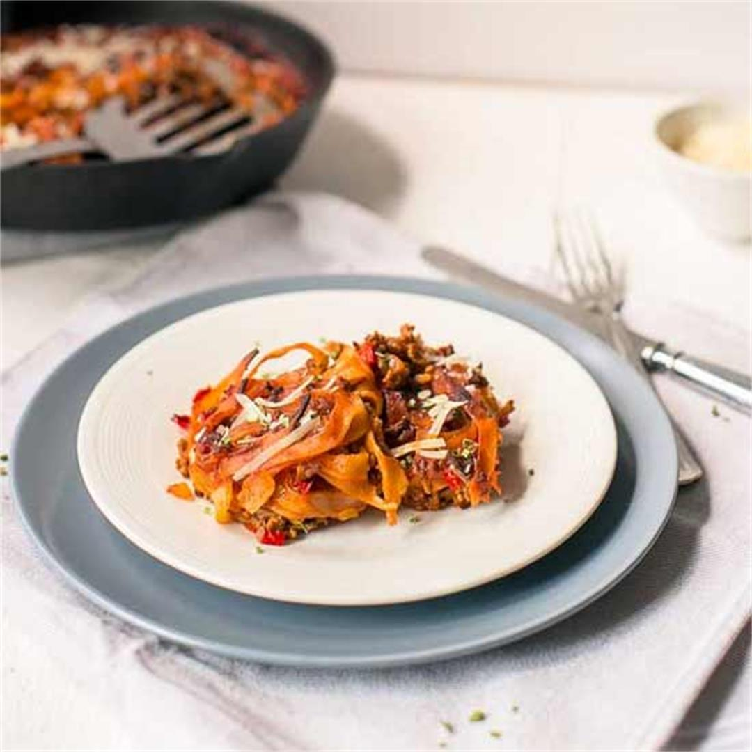 Easy tasty taco pasta
