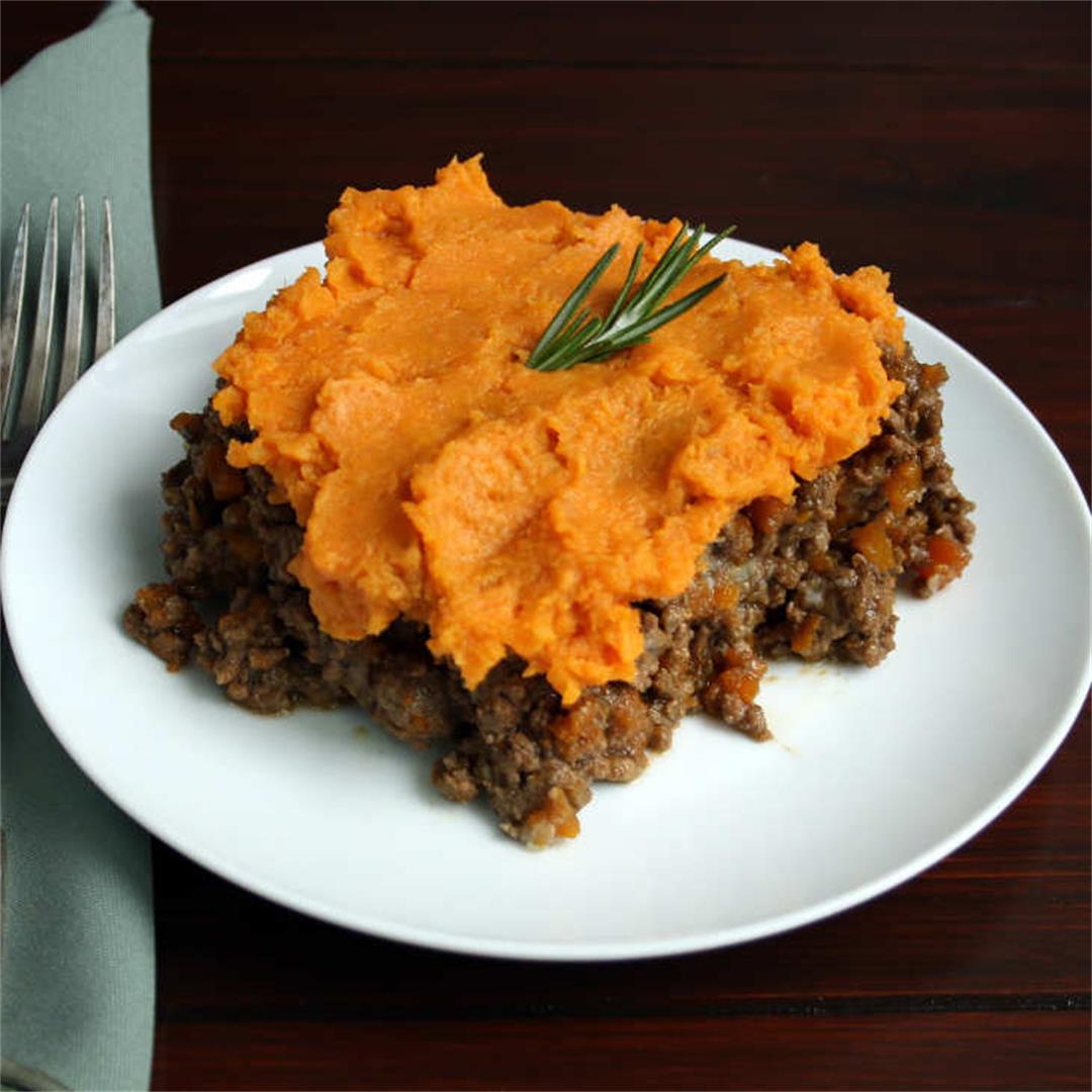 AIP Shepherd's Pie