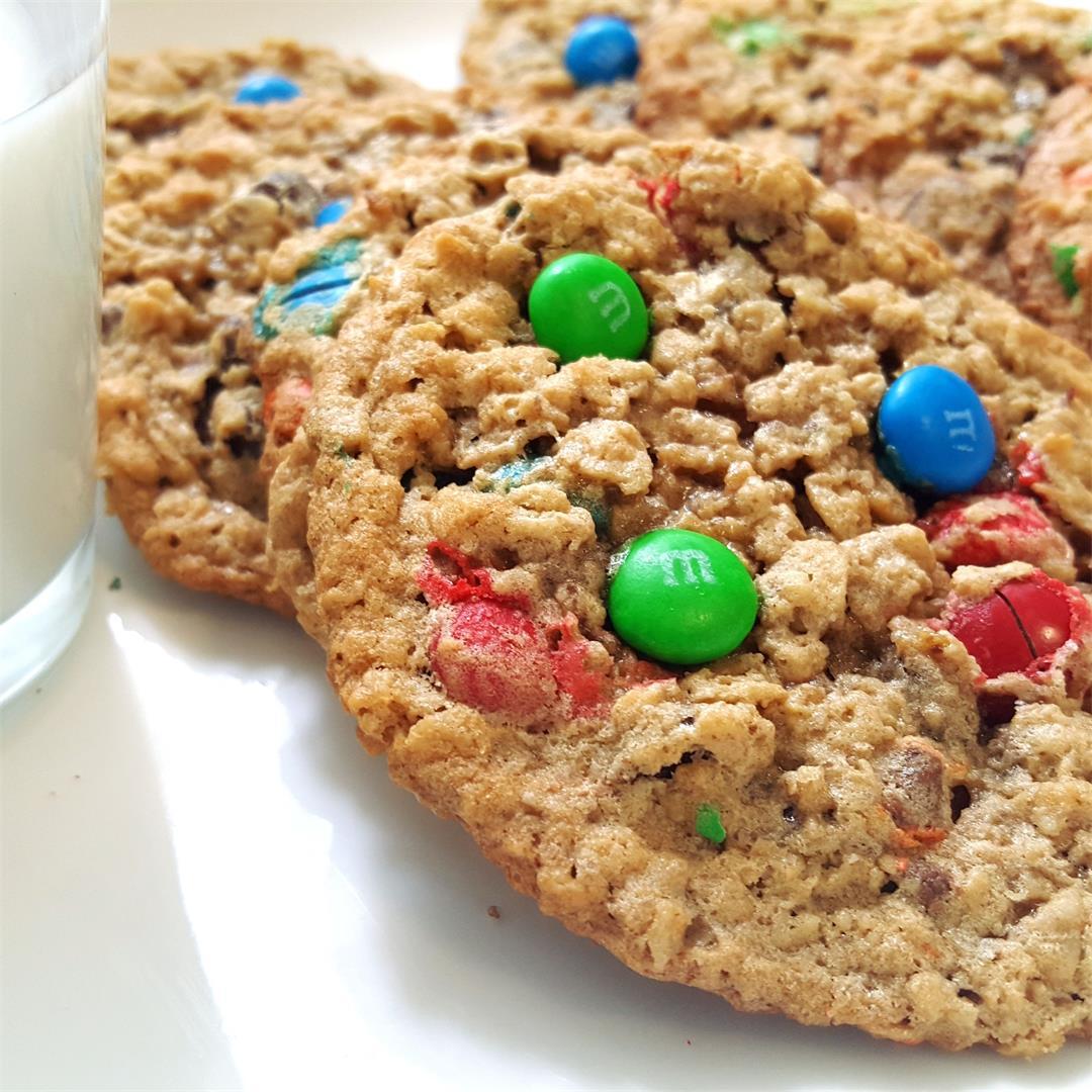 Mama's Monster Cookies
