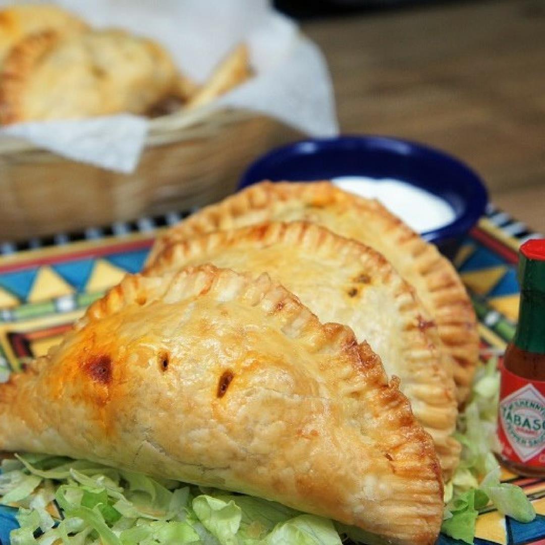 Taco Hand Pies
