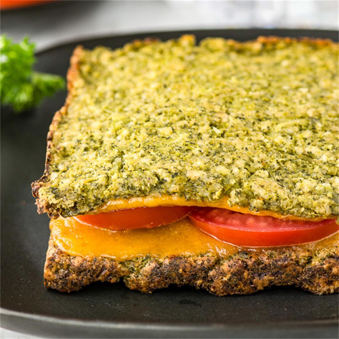 Broccoli Bread Slices