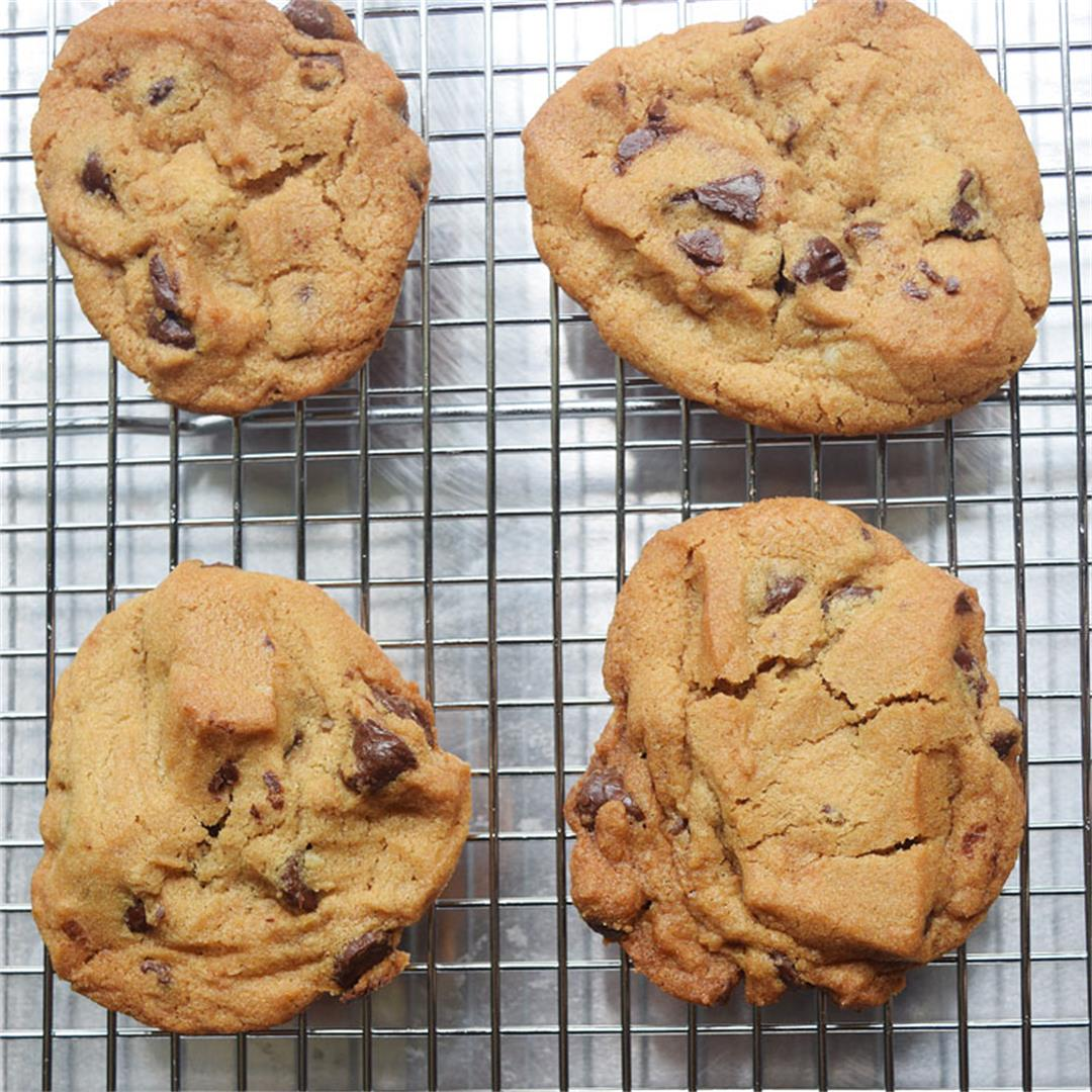 Egg-Free Chocolate Chip Cookie Recipes